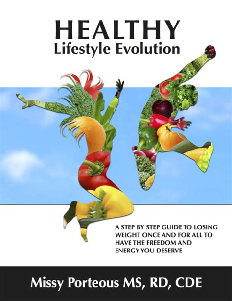weight management education materials healthy lifestyle evolution manual a step by step guide