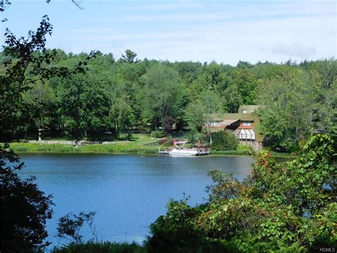 swinging bridge lake ny sullivan county lake front real estate