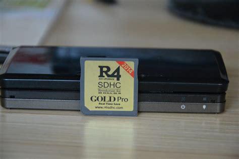 tutorial dsi xl tutorial how to setup r4i gold pro 2014 kernal v3 4b on