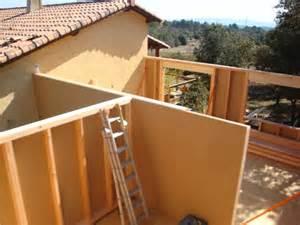 maison ossature bois agrandissement extension auto