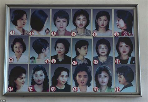 north korean fashion women  encouraged  choose