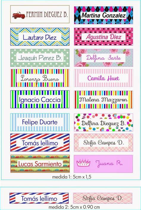 17 best images about nombres on pinterest blog bebe and ps 17 mejores ideas sobre plantillas de etiquetas de nombres