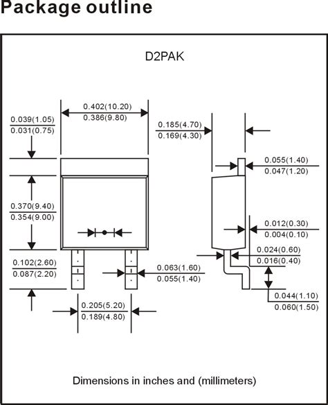 specification of diode specification of diode 28 images diotec on semi replacements and surge protection diodes
