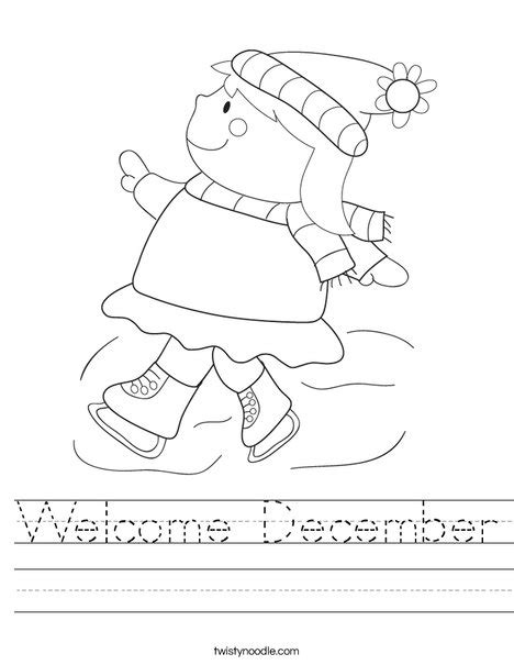 welcome december coloring pages pin speed skating coloring pages2 pages on pinterest