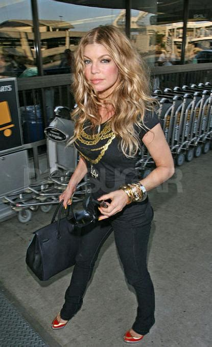 Name The Bag Fergie by Fergie Sued For Stealing From Artist Aisha