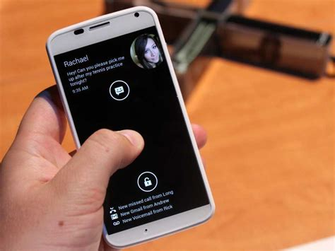 8 Cool Things Your Cell Phone Can Do by Moto X Photos Business Insider