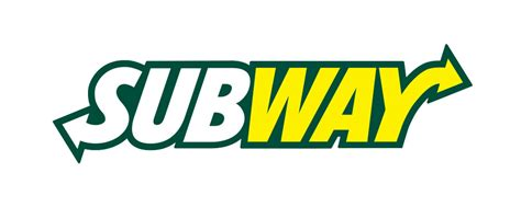 behind the subway logo logo design love