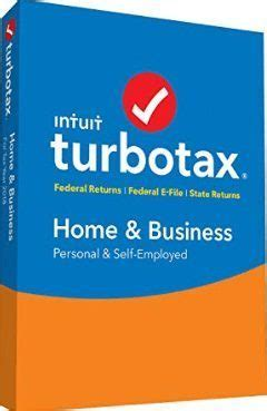 intuit turbotax home business