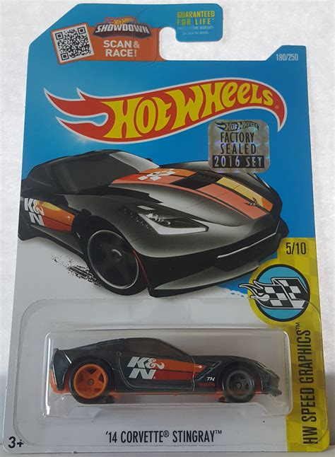 Hotwheels Basic Factory Sealed 2014 Corvette Stingray Us Card 1 14 corvette stingray model cars hobbydb