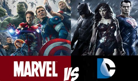film marvel dan dc marvel vs dc the paradigm shift in comic book movies