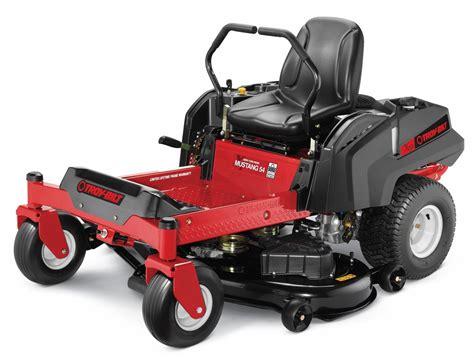 snapper riding lawn mower  turn zt review loyalgardener