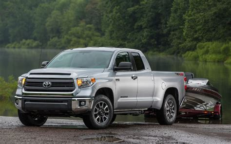 Toyota Tundra Towing 2014 Toyota Tundra Towing Capacity And Other Performance