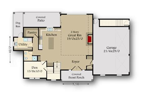 style floor plans 2018 township barn house plan by stewart home design