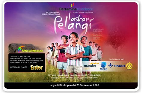 download film laskar pelangi muviza film laskar pelangi ii lifeschool by bhayu m h