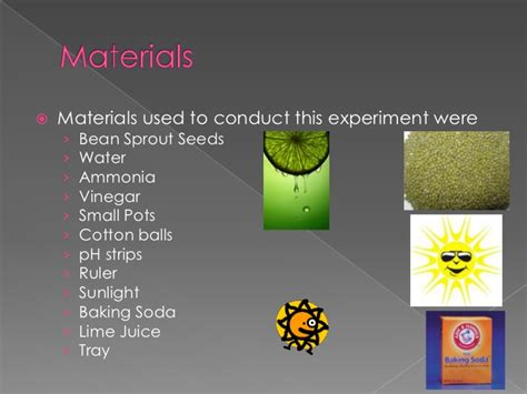 Kitchen Chemistry Experiments Ppt Powerpoint For Science Experiment