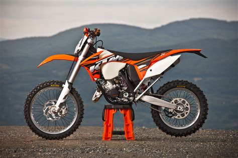Ktm Exc 125 Top Speed 2013 Ktm 125 Exc Picture 492302 Motorcycle Review