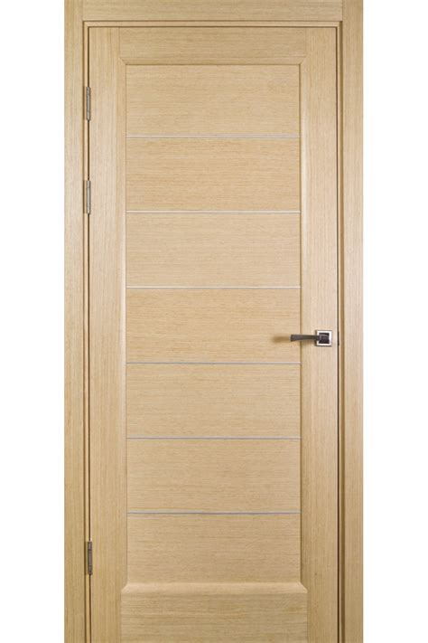 White Interior Door Quot Lagoon Quot Bleached Oak Interior Door