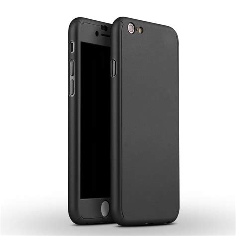 Iphone 6 360 Cover Ultra Thin Baby Skin original ultra slim 360 protector skin cover for iphone 7 6s plus ebay
