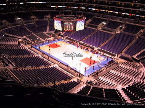 section 316 staples center section 314 seat view at staples center rateyourseats com