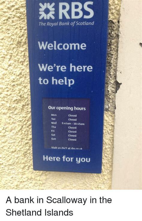 bank of scotland welcome xe rbs the royal bank of scotland welcome we re here to