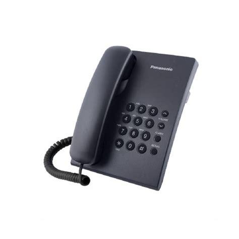 Panasonic Corded Phone Kxts505 buy panasonic corded phone kx ts500mxb توصيل taw9eel