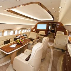 Small Cabin Home airbus a319 corporate jet