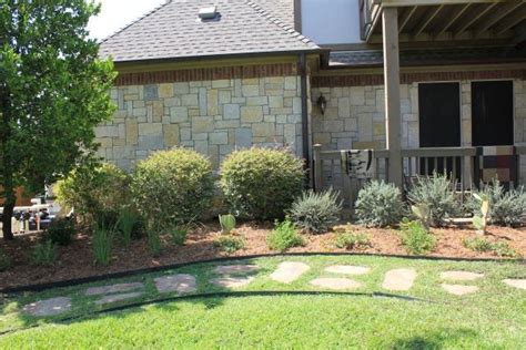 custom landscape design dallas tx contemporary