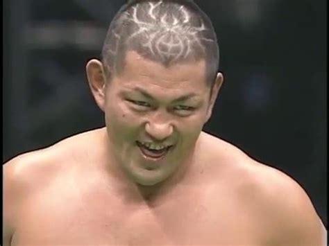 Minoru Suzuki Noah Minoru Suzuki Vs Kenta Kobashi