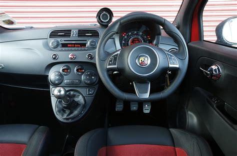 abarth  competizione review  autocar