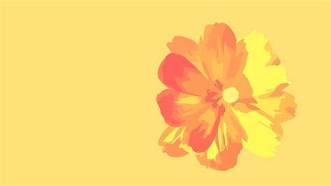 fiore dipinto fiore dipinto sfondi desktop gratis