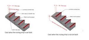 Australian Standard Stairs by Anti Slip Stair Treads Strips Anti Slip Strips