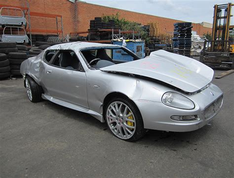 how make cars 2005 maserati gransport spare parts catalogs 187 maserati grandsport 4 2i m silver maserati parts