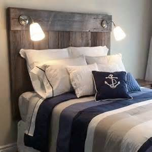 Wood Board Headboard by Best 25 Barn Board Headboard Ideas On Barn