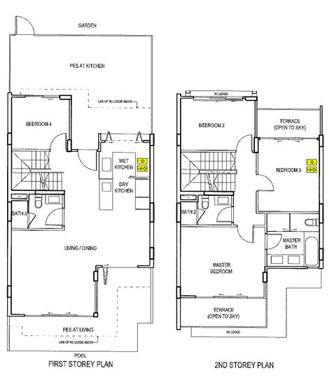 eco condo floor plan part 1 eco condominium at bedok south tanah merah