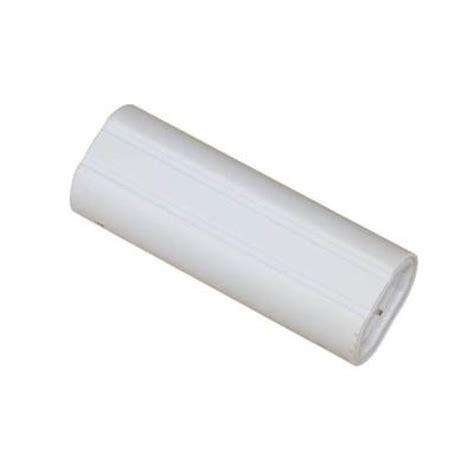hton bay flexible track lighting hton bay white straight connector for 120 volt flexible