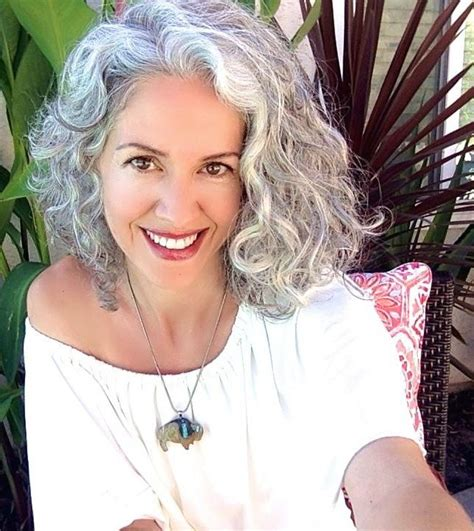 hair cuts for grey hair and best 25 curly gray hair ideas on pinterest why grey