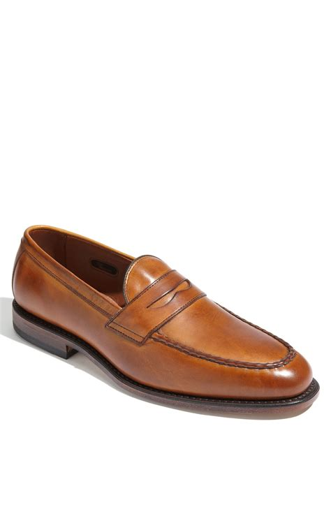 allen edmonds loafer allen edmonds mcgraw loafer in brown for walnut