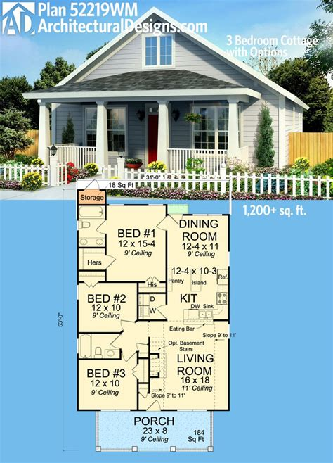 small 3 bedroom house floor plans best 25 small house plans ideas on small home