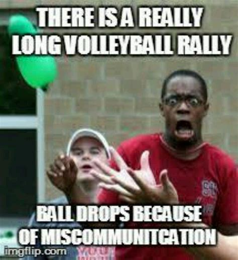 Volleyball Meme - 25 best ideas about volleyball memes on pinterest