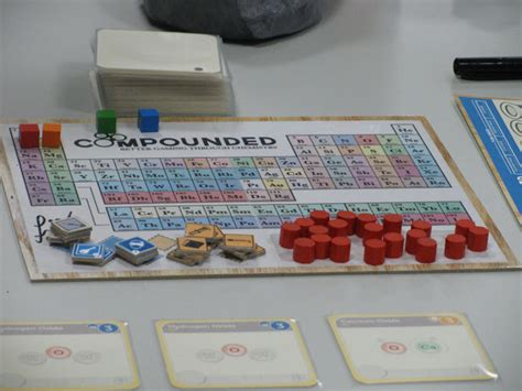 printable periodic table board game better gaming through chemistry with compounded geekdad