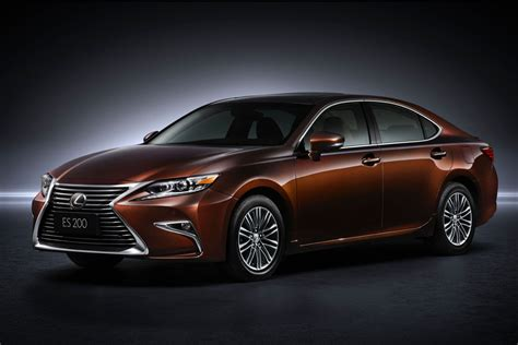 lexus es300 2016 lexus es 300 begin to enter the market how much