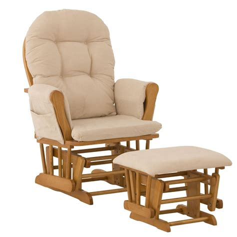 Rocker Glider Ottoman Dorel Home Furnishings Glider Rocker Ottoman Espresso Baby Baby Furniture Gliders