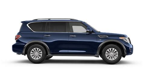 Nissan Armada 2020 by 2020 Nissan Armada Road Colors Release Date Redesign