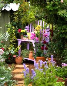 cottage garden secret garden landscaping