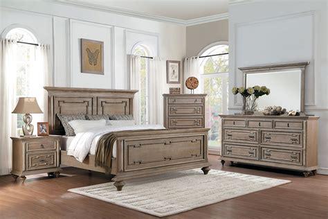 Weathered Bedroom Furniture Homelegance Marceline Bedroom Set Weathered 1866gy Bedroom Set Homelegancefurnitureonline