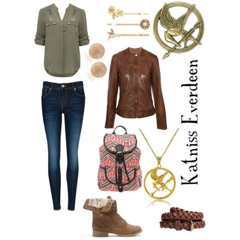 hunger games outfits images  pinterest hunger