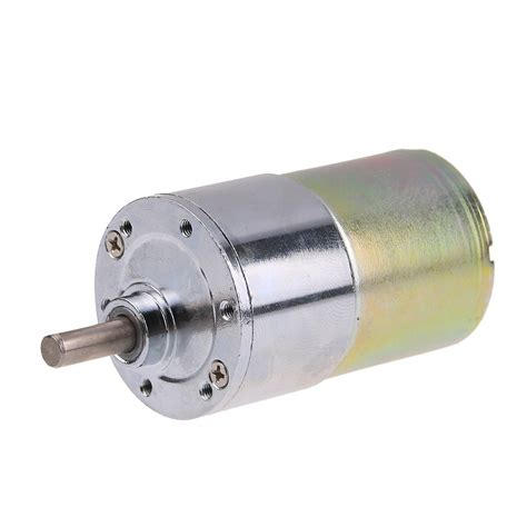 reversible electric motor 100 rpm gear box electric motor 12v dc reversible high