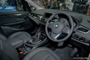 Luxury Home Interior Photos bmw 2 series gran tourer launched 220i rm280k image 349710