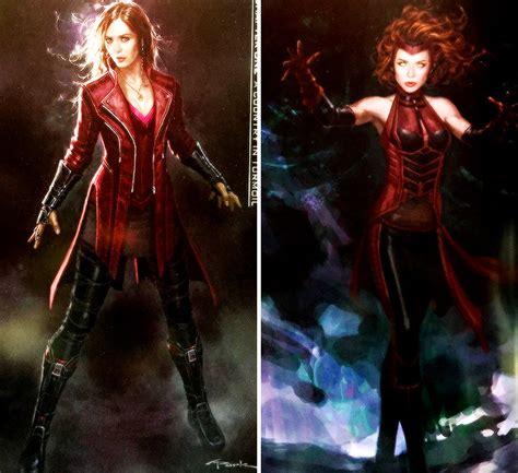 guess elizabeth olsen   avengers scarlet witch wanda maximoff marveledit  wanda