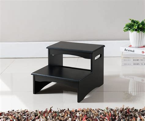 bedroom step stools for adults bedroom stepping stool for adults black thesteppingstool com
